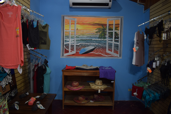 Nosara Surf Shop.