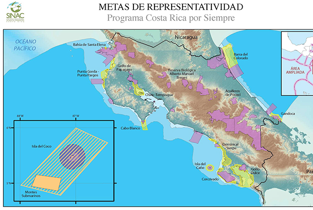 Marine Area for Management of Undersea Mountains