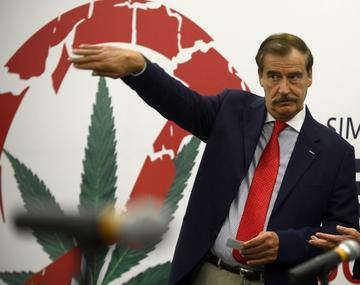 Vicente Fox pot