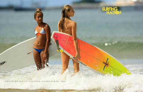 guansurf Marie and Christine