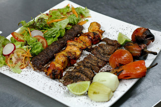 Persian cuisine a delicious draw at airport hotel