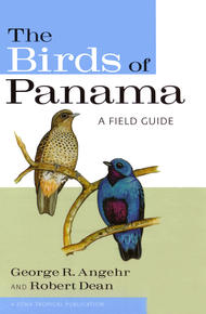 Panama Bird Guide 2