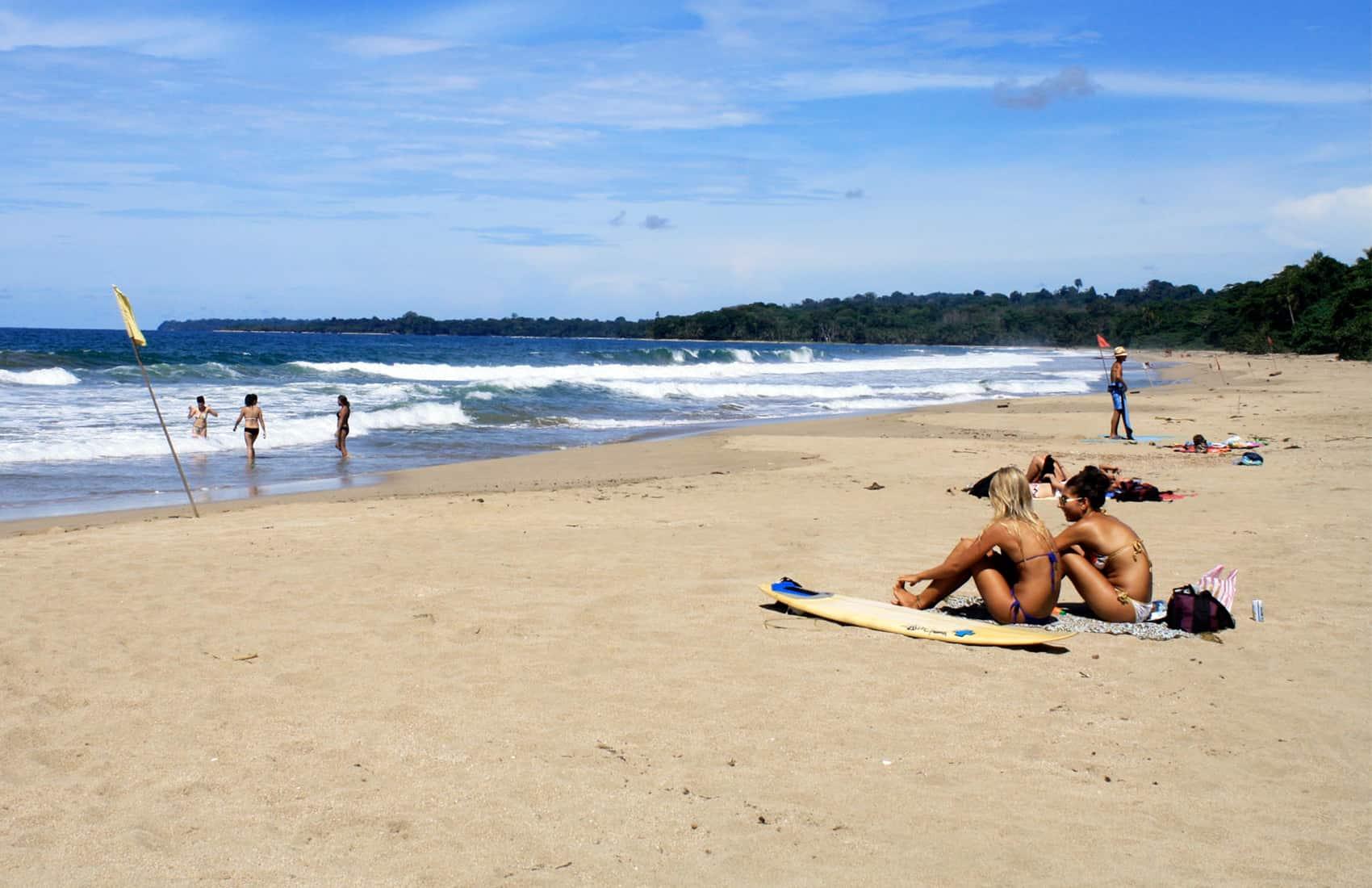 Cocles Beach, Limón