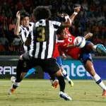 Chile rips Costa Rica, 4-0, in World Cup warm-up