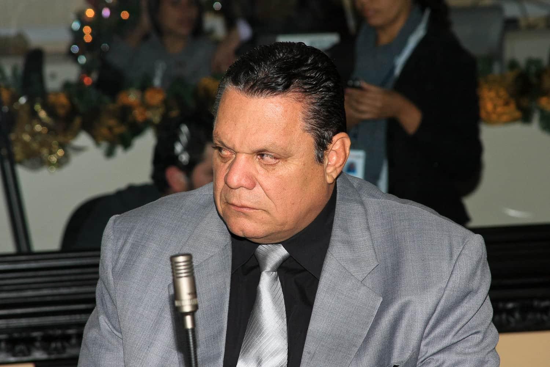 Lawmaker Jorge Angulo