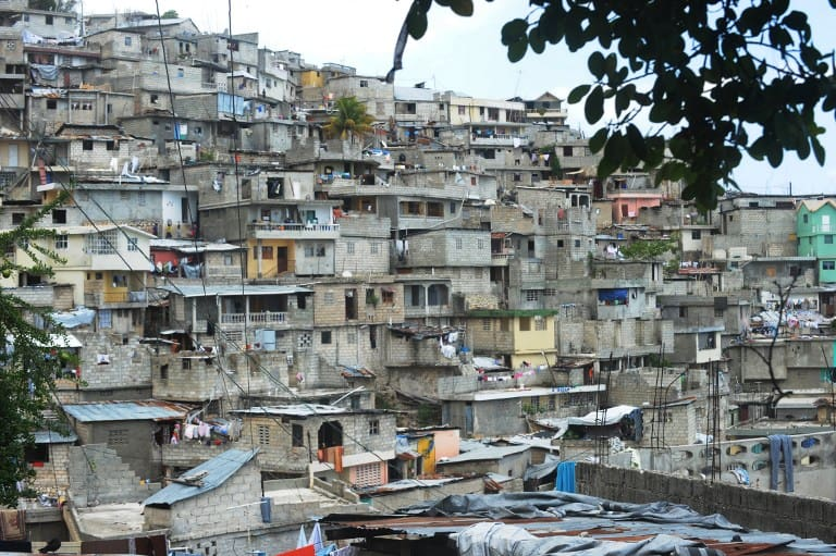 Worlds Richest People Now Worth Same Amount As Poorest - Is haiti the poorest country in the world