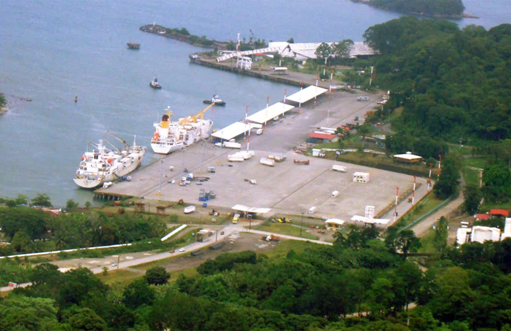 Moín Port