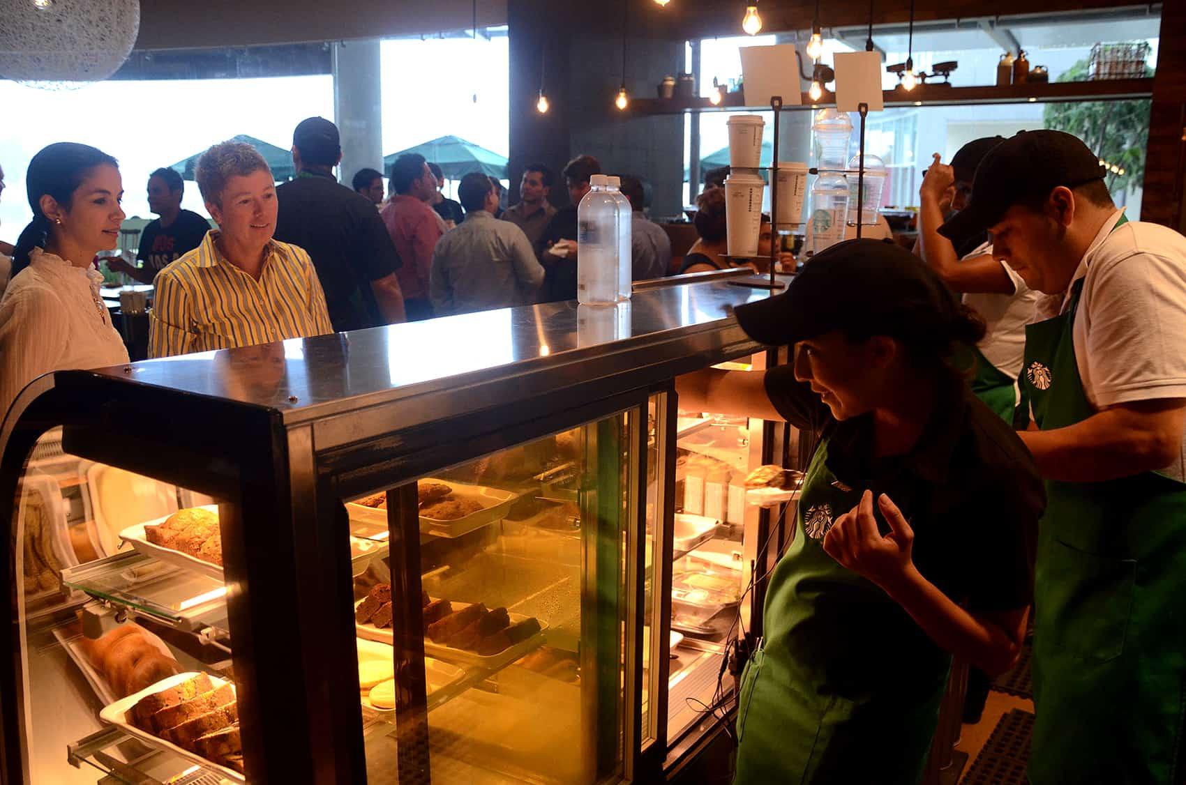 Starbucks Costa Rica