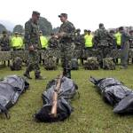 Colombia's modest peace