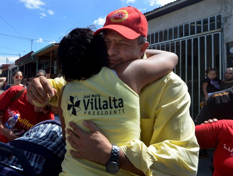 Costa Ricans ready to vote as hard-fought presidential campaign draws to an end