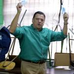 Costa Rica doesn't need communist experiments, says Liberation candidate Johnny Araya