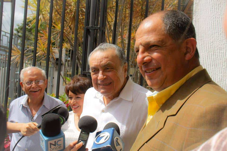 Ex-President Abel Pacheco to back opposition candidate Solís