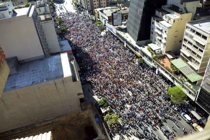 LEO Ramírez/AFP