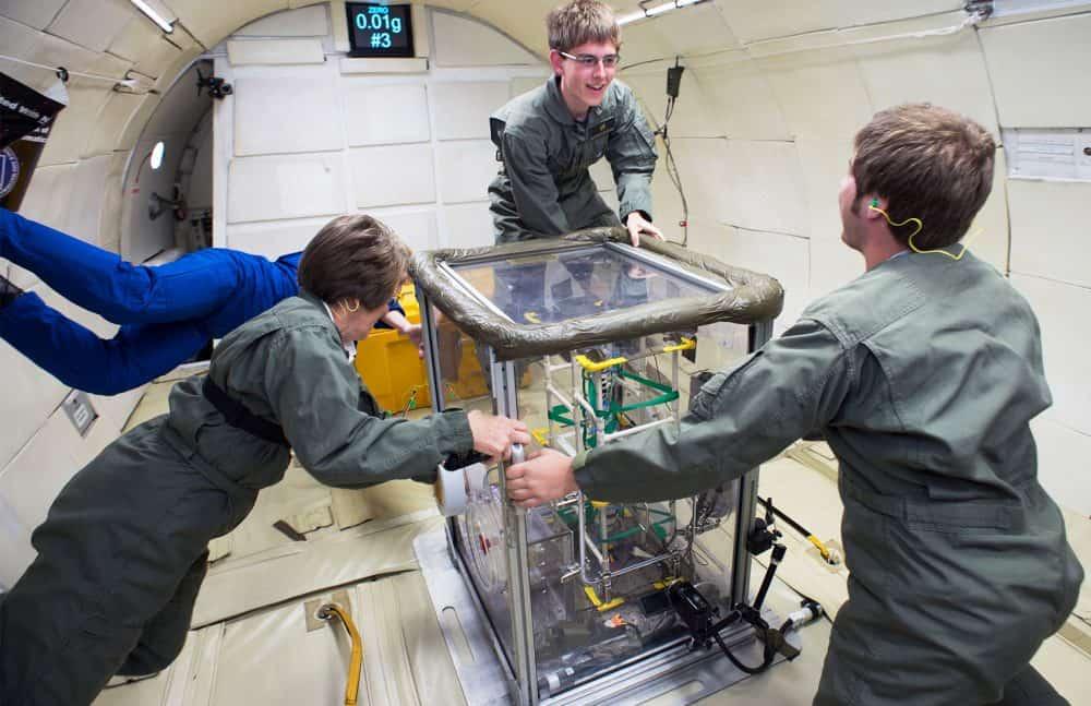 NASA education programs