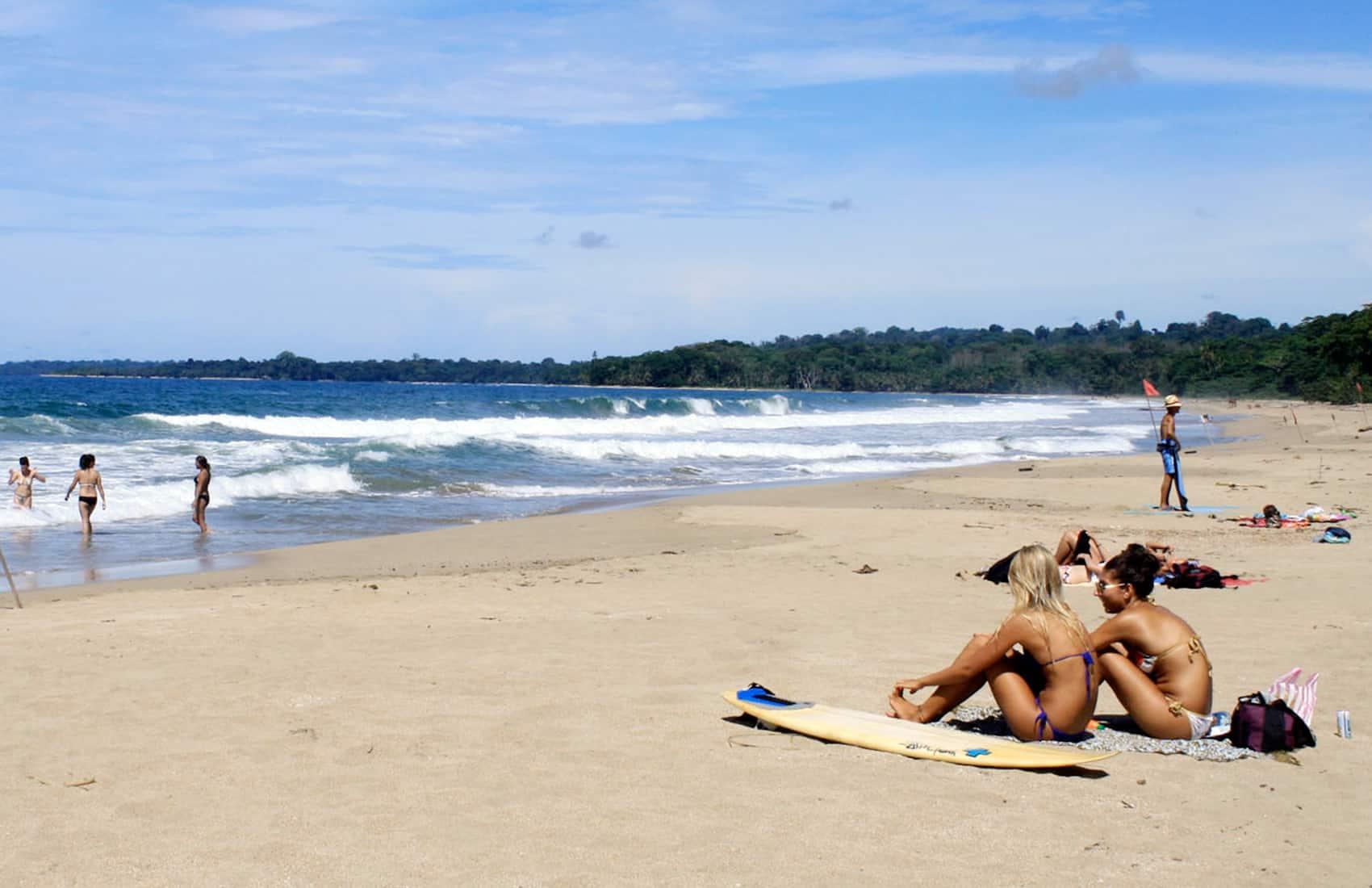 Dry season in Costa Rica