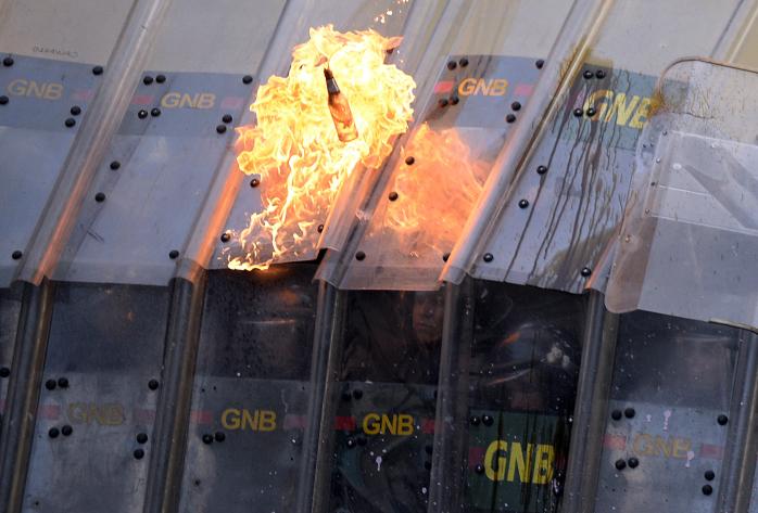 Juan Barreto/AFP