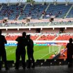 53 arrested in soccer hooligan brawl at Costa Rica's National Stadium