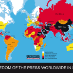 Costa Rica sees slight drop in press freedom ranking, is the top-ranked country in Latin America