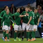 UPDATE: Costa Rica suddenly realizes its playing Ireland not Northern Ireland in final World Cup warm-up