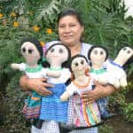 Turning a Mayan doll gift idea into a small business that helps communities