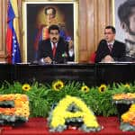 In Chávez's big shoes, Maduro stumbles
