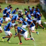 Costa Rica's 'La Sele' begins training for World Cup friendly match