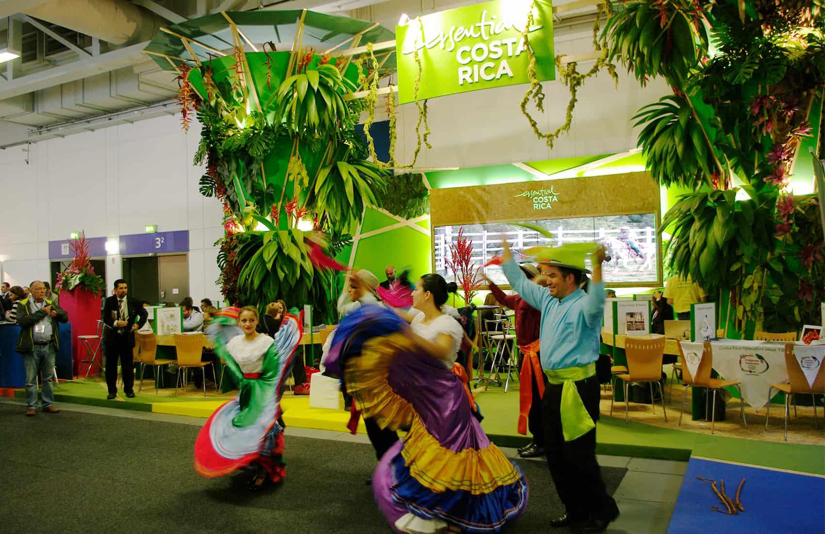 Costa Rica at ITB Berlin 2014