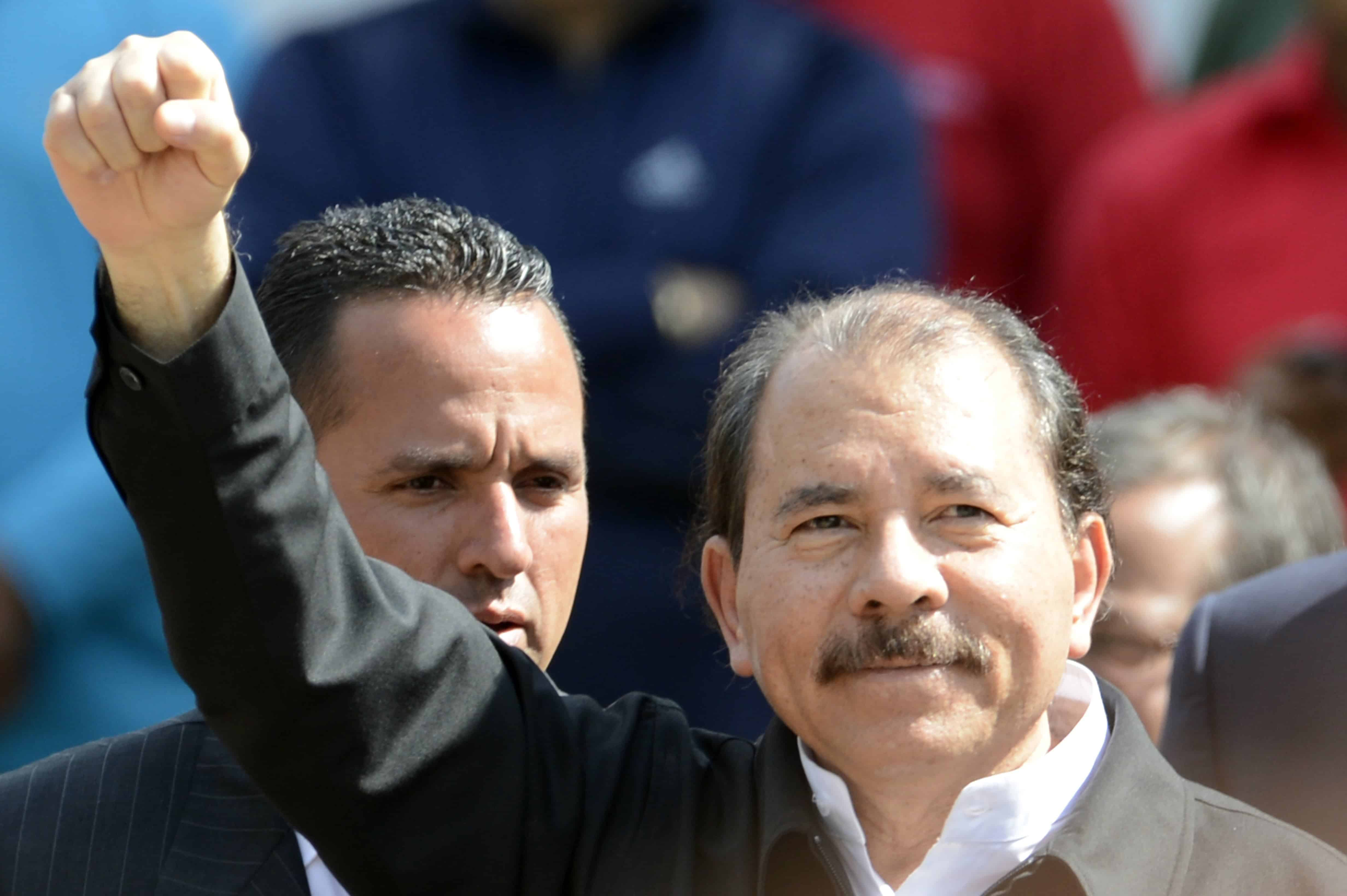 nicaragua s ortega wants control over all of the country s forests