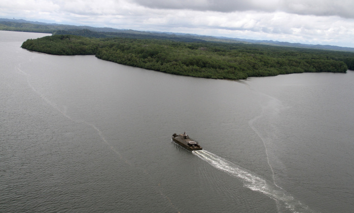 Isla Del Coco Gets A New Radar Station To Fight Drug Traffickers The Tico Times Costa Rica