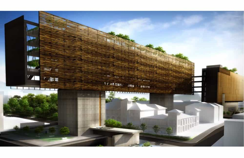 New Legislative Assembly facilities project