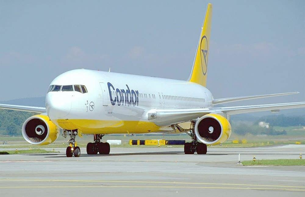 Condor airlines to add weekly costa rica germany flight for Cost of plane ticket to germany