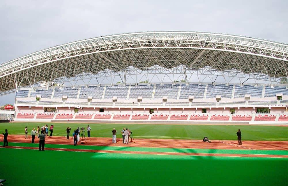 National Stadium in San José
