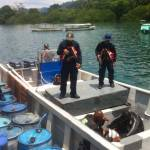 Costa Rican Coast Guard captures fast boat with 1.3 tons of cocaine