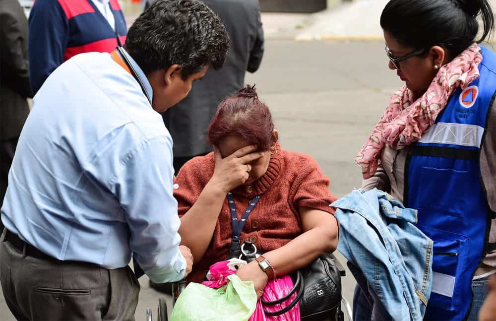 Quake in Mexico, May 8 2014