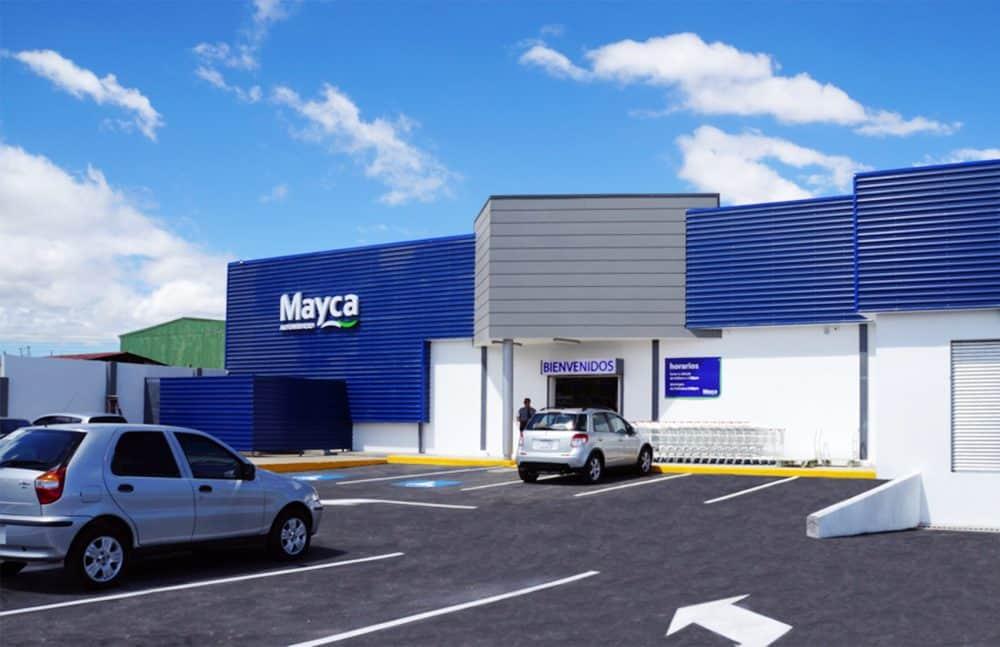 Mayca retail location