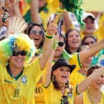 World Cup couch potatoes hurting retail sales