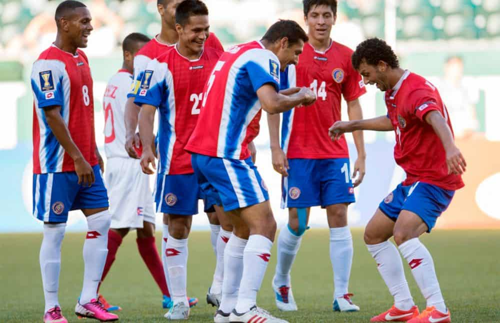 Costa Rica National Team 2014