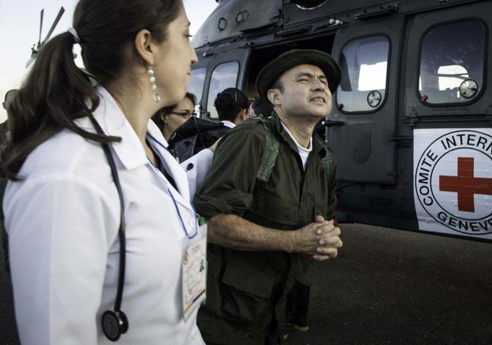 AFP/ICRC/Boris Heger