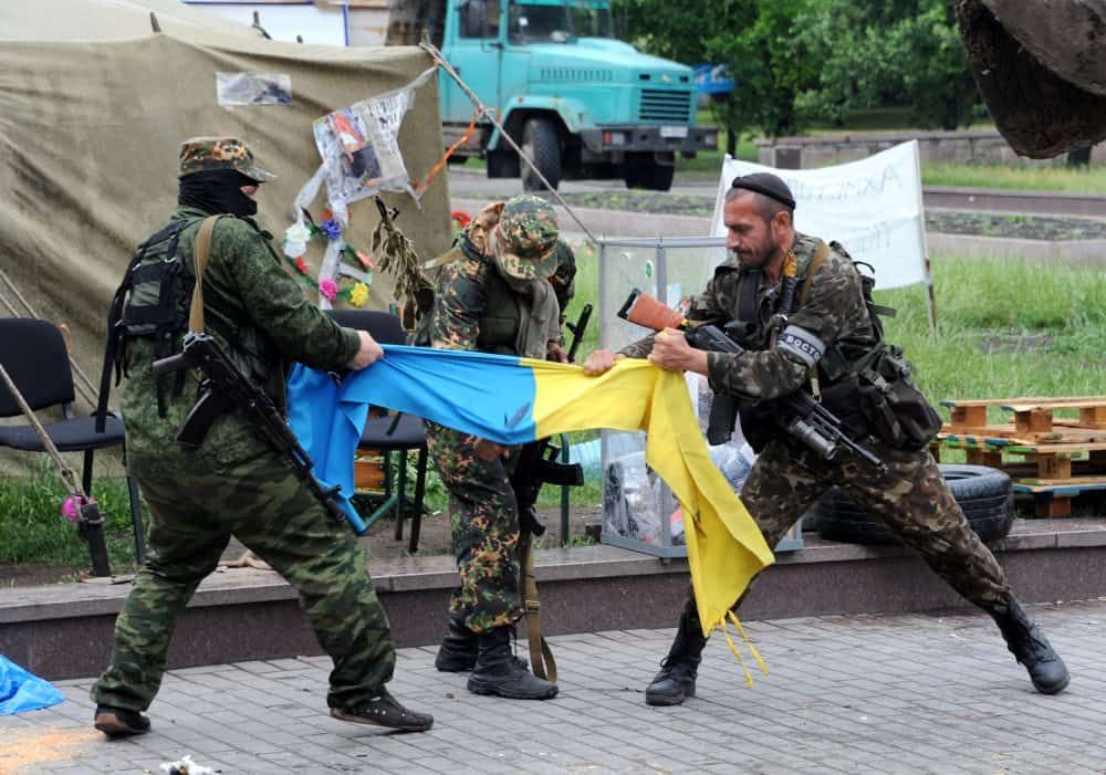 Citoyens ukrainiens de guerre femmes ukrainiennes