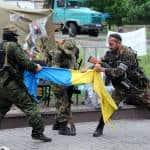 Rebel attack on Ukraine chopper kills 14 as Russia sees war