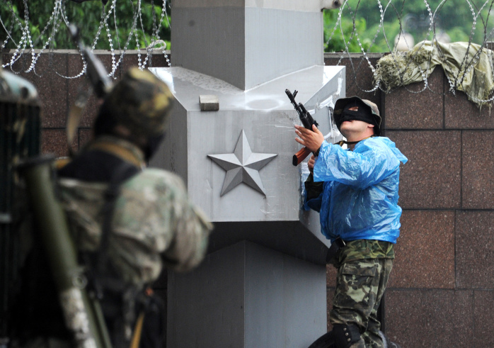 Viktor Drachev/AFP