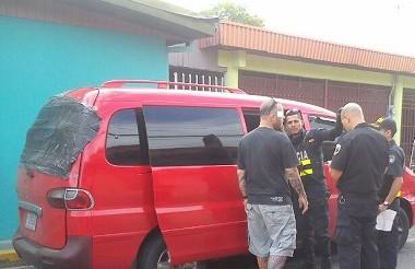 Courtesy Fuerza Pública de Costa Rica