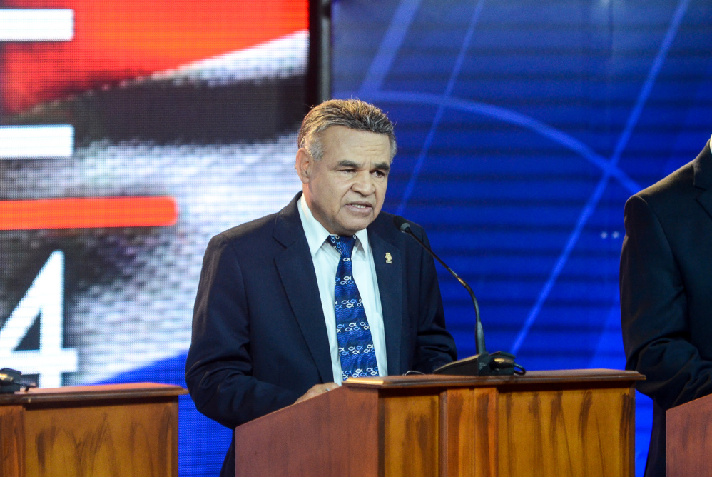 Justo Orozco, lawmaker (2010-2014)