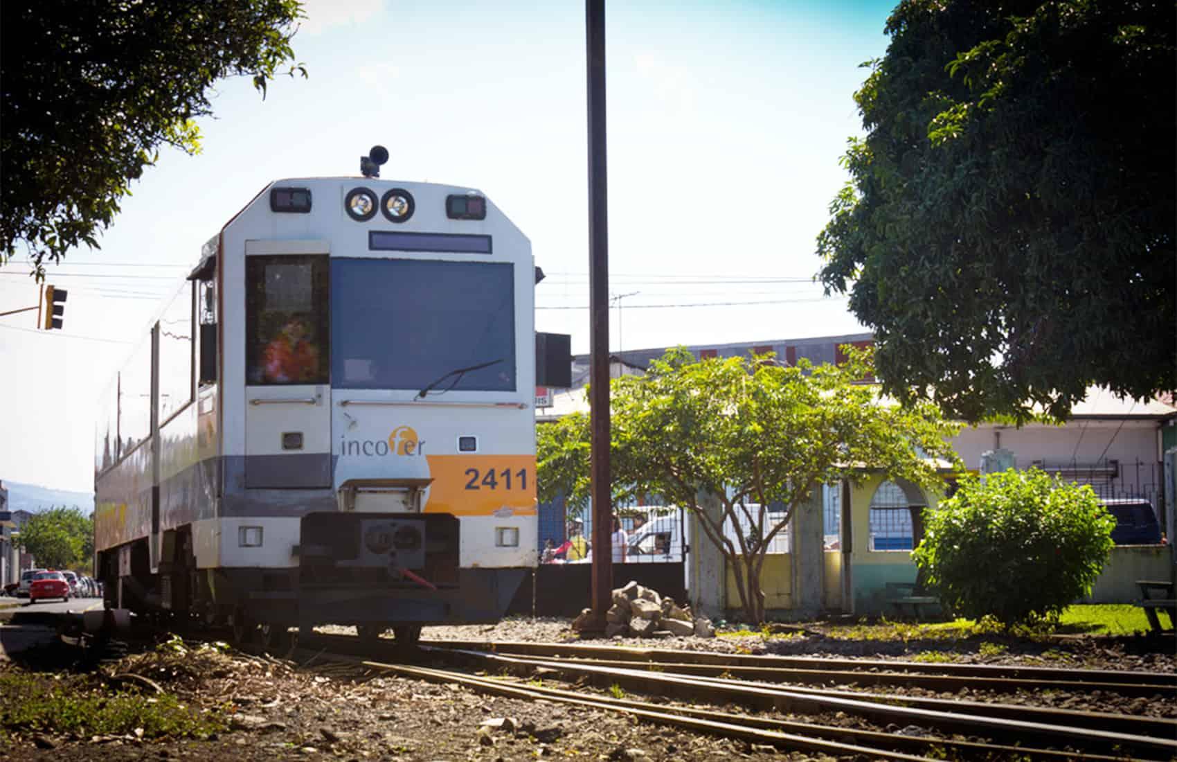 Incofer train