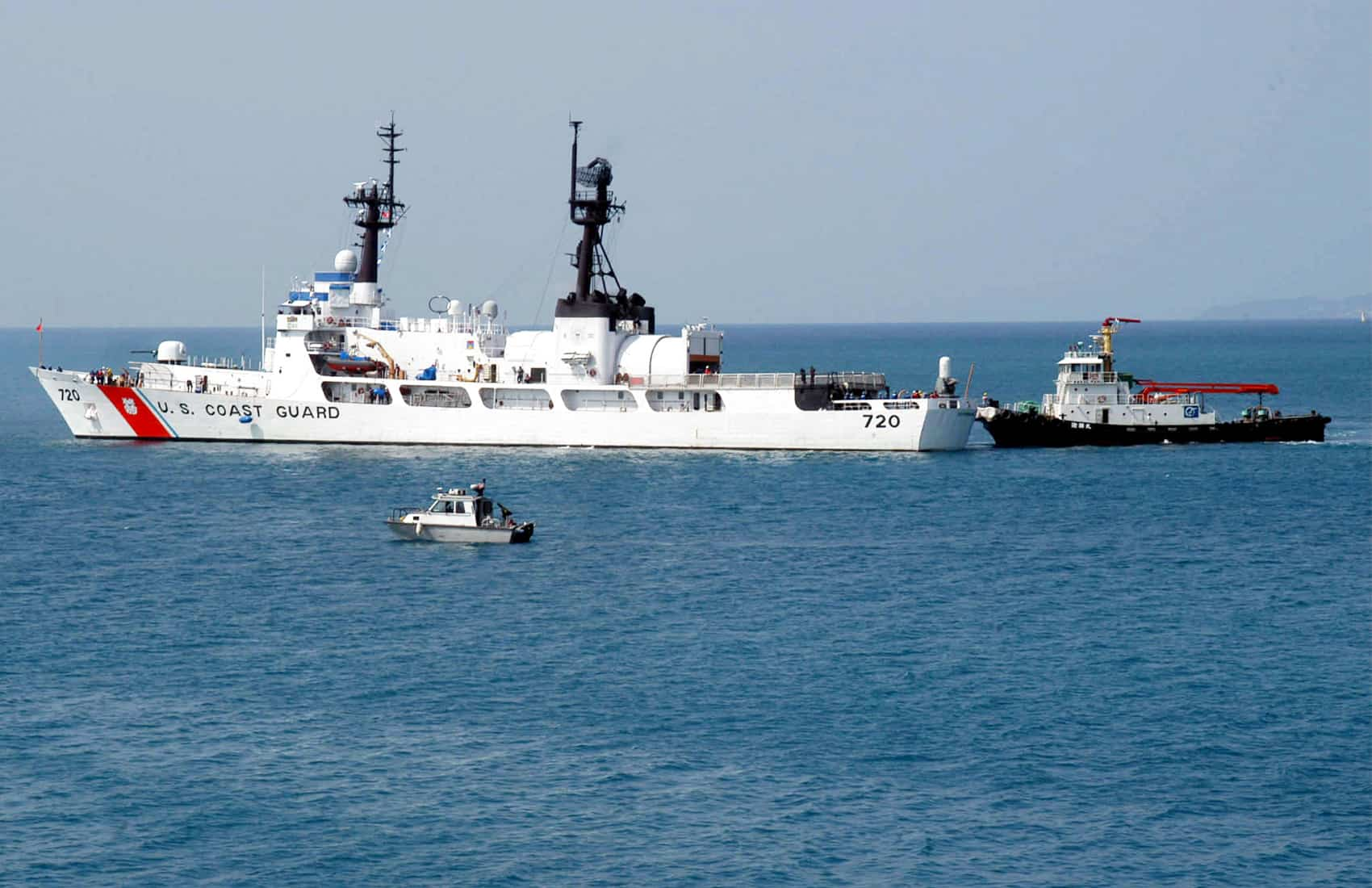 U.S. Coast Guard Cutter Sherman