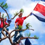 In Costa Rica, one big party following spectacular World Cup win