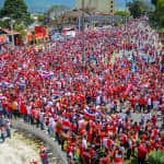 26 photos from Costa Rica's tremendous post-victory celebration in San José