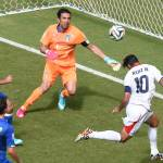 Watch Bryan Ruiz's historic goal against Italy from 3 different angles
