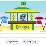 Google Doodle spotlights Costa Rica vs. England match