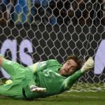 Krul Ending: Netherlands' goalie Tim Krul saves two PKs to eliminate Costa Rica in heartbreaker